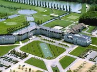 UGolf Fôret de Chantilly Garden